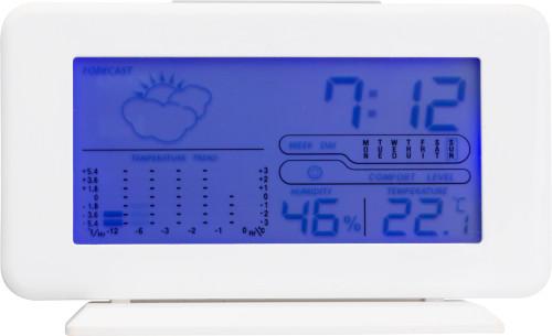 Billede af Digital vejrstation m/vækkeur