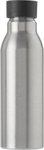 Billede af Aluminium drikkeflaske 600 ml