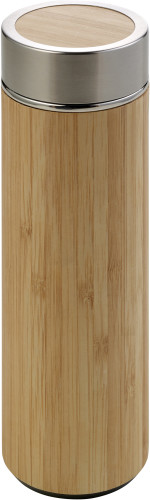 Billede af Bambus termoflaske 420 ml