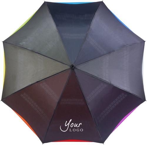 Billede af Automatisk omvendt paraply