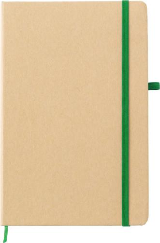 Billede af A5 notesbog stone paper