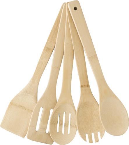 Billede af Bambus køkkensæt