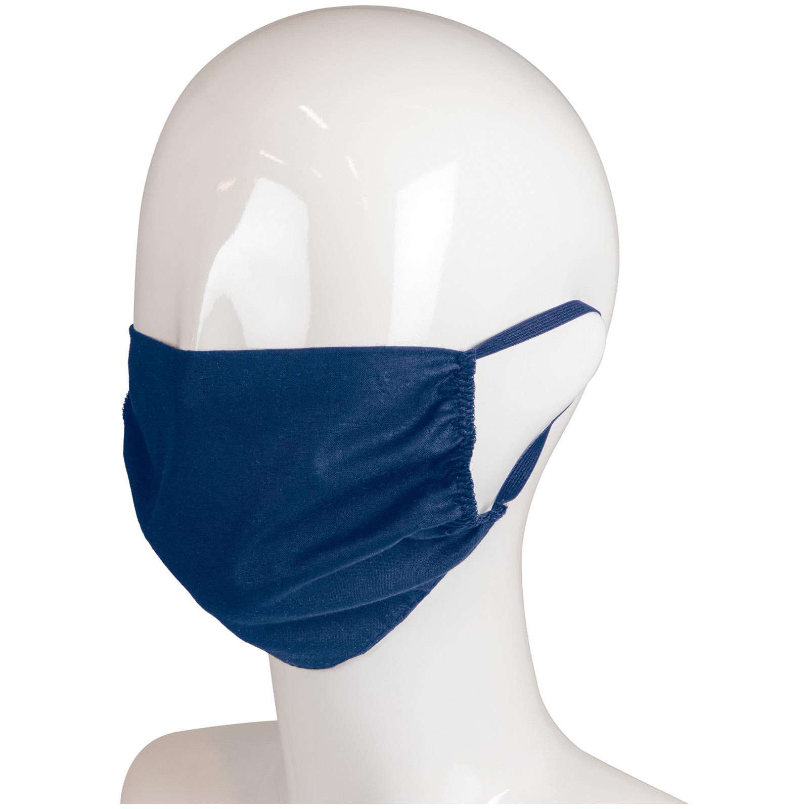 Billede af To-lags ansigtsmaske af bomuld