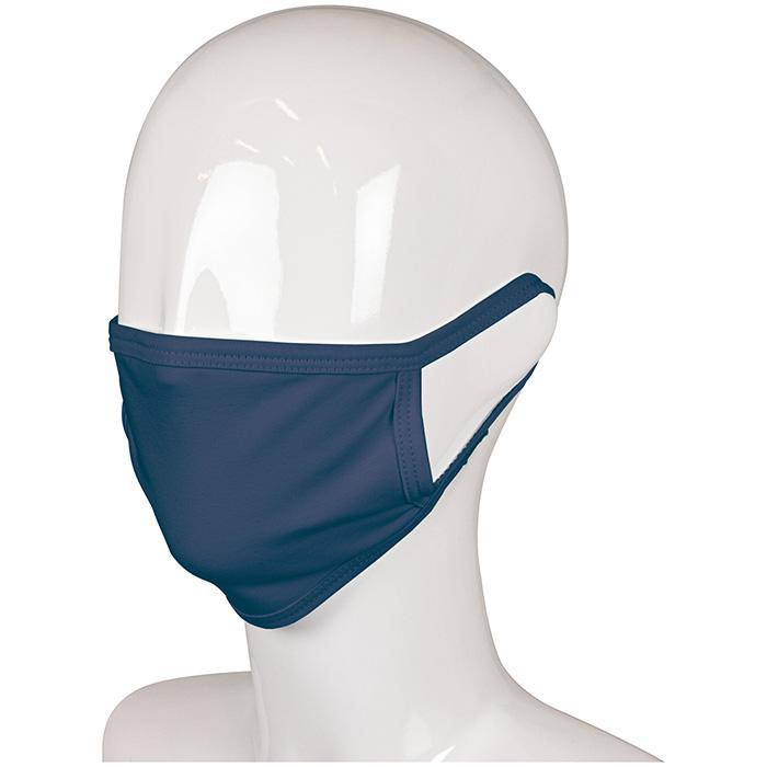 Billede af To-lags ansigtsmaske bomuld