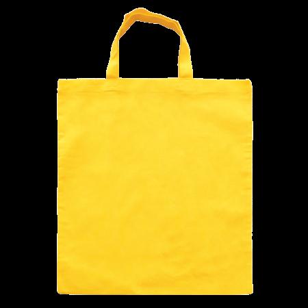 Billede af Farvet mulepose bomuld 136 g/m2