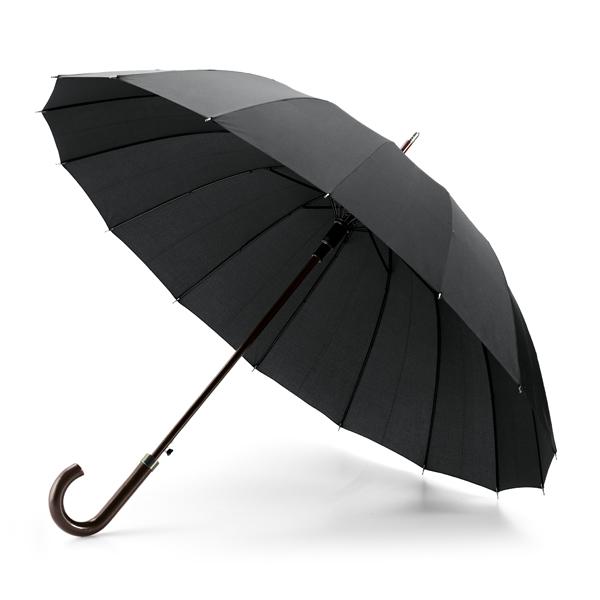 Billede af 16-rib paraply