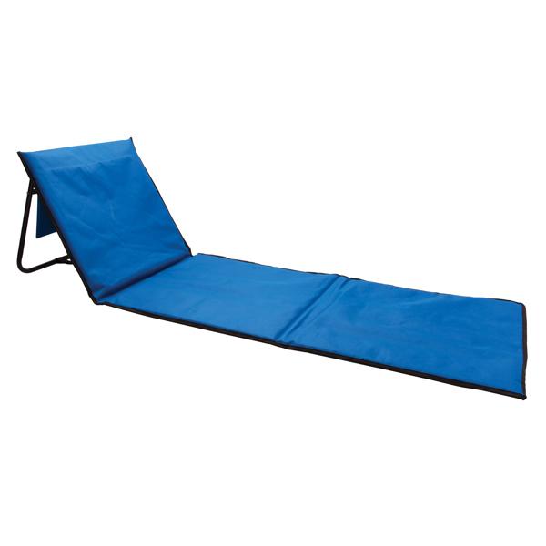 Billede af Foldbar lounge strandstol