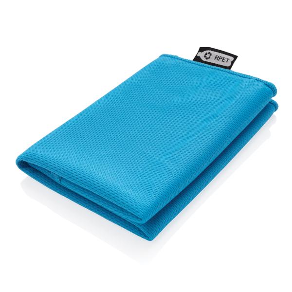 Billede af Sports håndklæde i rPET, med etui