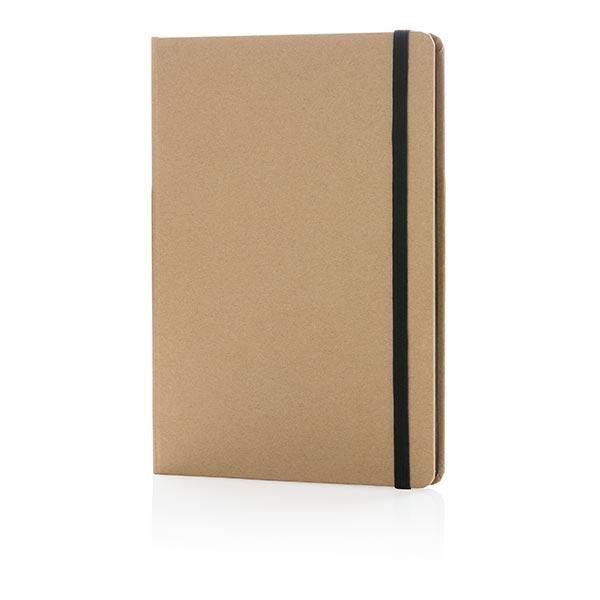 Billede af Økologisk A5 kraft notesbog