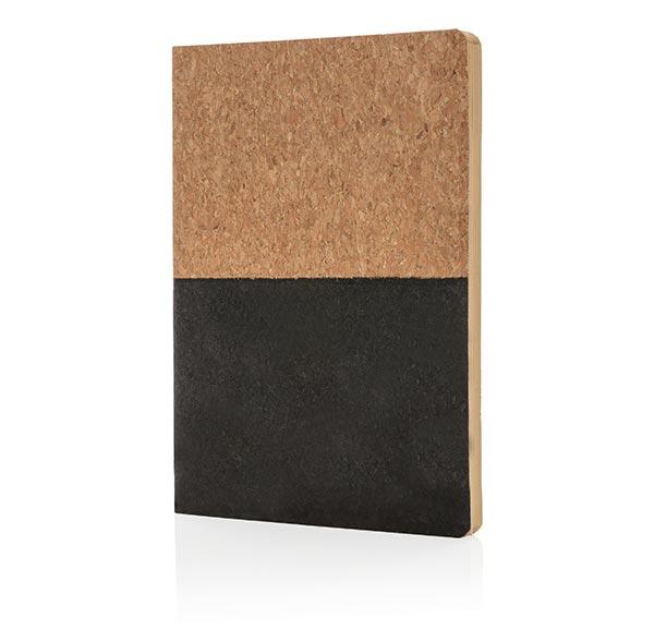 Billede af Eco kork notesbog